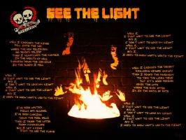 Green Day: See The Light_Lyrics by Red5Chu