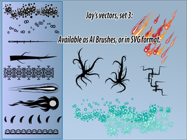 Jay's Vectors Set 3 by Cedworth