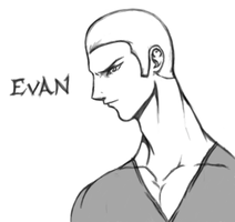 Evan Cole by Asayamoto