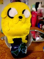JAKE - Adventure Time by babylotion