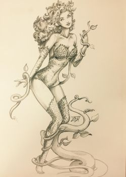 Poison ivy  by chantitos