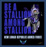 NLR Recruit poster by kta1540