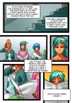 Filthy Donna 01 (New Comic) by maxmam