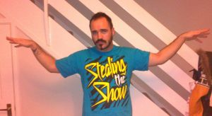 Stealing the show tee by ECTO87