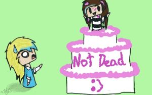 #NotDead by That-One-Player