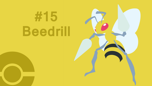 Beedrill Wallpaper by Crimson-Flazey