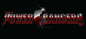 Revised Power Rangers Movie Logo by TRice01