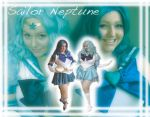 .:SM Sailor Neptune:. by cosplay-muffins