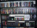 Video Game Collection MIDDLE by XxSwitchxX