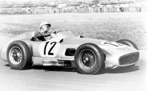 Stirling Moss (1955) by F1-history