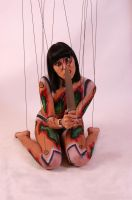 Jody the Maniacal Marionette 01 by marshon