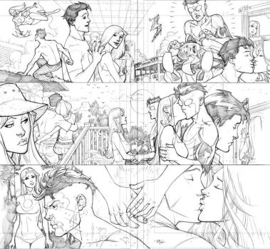 Mark and Eve by RyanOttley