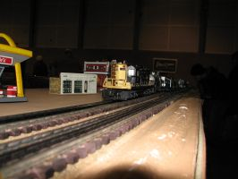 Lionel O Gauge NP Geep by TaionaFan369