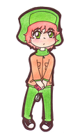 kyle :D by mad-foxy