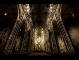 Castrum Cathedral by Beezqp