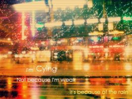 Crying in the rain by winglum