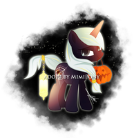 Offer to adopt : HALLOWEEN [Closed] by MimiPony