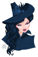 Witchy Regina by adamosgood