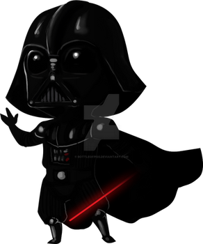 Lord Vader by bottleofpiss