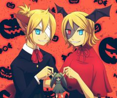 Trick and Treat by Trinamon