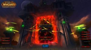 PTR Login Screen by Imerei