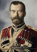The Tsar by GuddiPoland