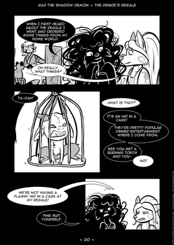 TTM | The Prince's Regale | Page 20 by Thalateya