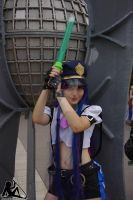 Stocking Anarchy [Police] by Coockii