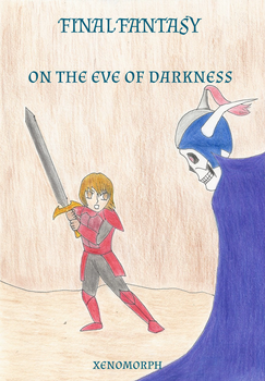 On the Eve of Darkness Front Cover by ThunderGoku