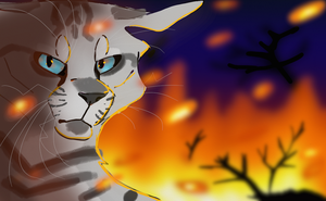 Ashfur's Flame 2016 by munsterhi