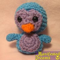 Lil Chick Amigurumi by ManifestedDreams