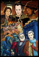 The Doctor and I- Episode 1 Part 2 by PaulHanley