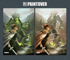 003 Paintover by muzski