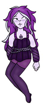 Lepidolite (with a minor outfit change) by Vincebae