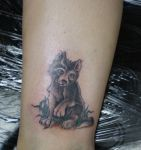 First Tattoo by Imperfect-Alphena