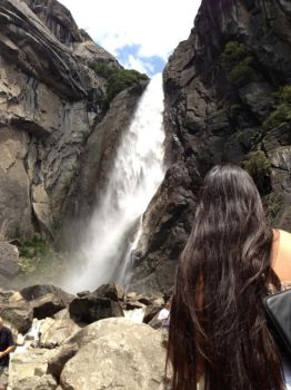 Waterfall by ShangriLaLove28