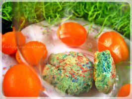 Spring Cookies by FaNtAsYzMaRiOnEtTe