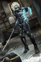 MGS Rising - Raiden by Raydiant