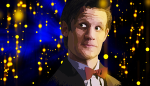 Eleventh doctor by Darkevor