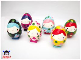Russian doll by xMariCx