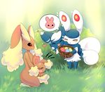 Happy Easter! by Joltik92