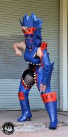 Monster Hunter Nargacuga San Japan 7 2014 by Taruto18