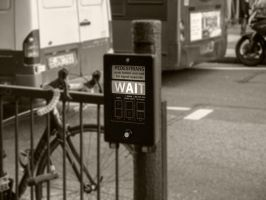 Wait In London by OllieWie