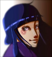 .Hinata Sketch. by BlissfulGold
