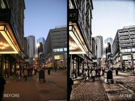 VANCOUVER BC CANADA by RiegersArtistry