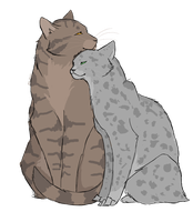 Dustpelt and Ferncloud by Lithestep