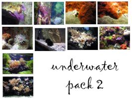 underwater II pack by syccas-stock