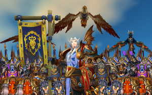 Glory to the Alliance! by MullinstheGreat