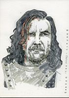 The Hound by crisurdiales