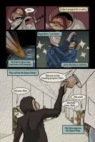 space chimp: page 4 by endoftheline